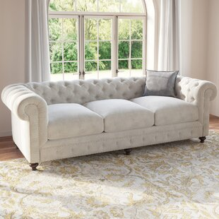 Panos Chesterfield Sofa