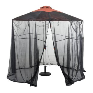 Hedon Patio Umbrella Net