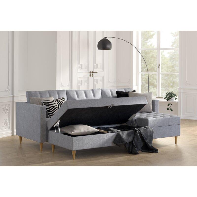 Copenhagen Reversible Modular Corner Sofa