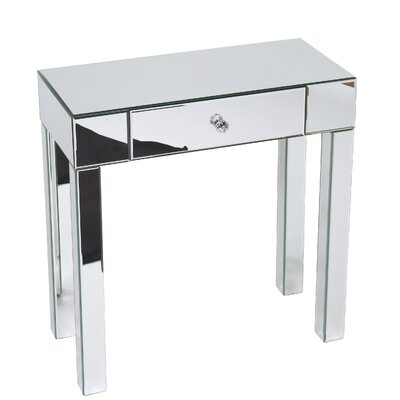 Mirrored Console Table Custom Mirrored Console Table