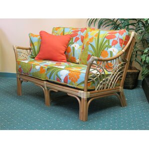 Bali Loveseat by Spice Islands Wicker