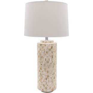 Modern contemporary mother of pearl table lamps allmodern chestnut run 315 table lamp aloadofball Image collections