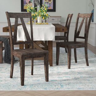 Mcwhorter Solid Wood Dining Chair (Set of 2)