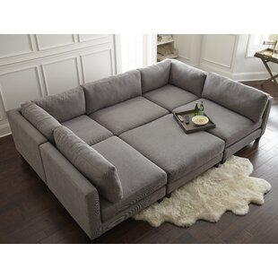 Chelsea Sectional With Ottoman