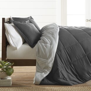 Adena Ultra Soft Down Alternative 3 Piece Reversible Comforter Set