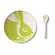 Bunny 4 Piece Place Setting, Service for 1