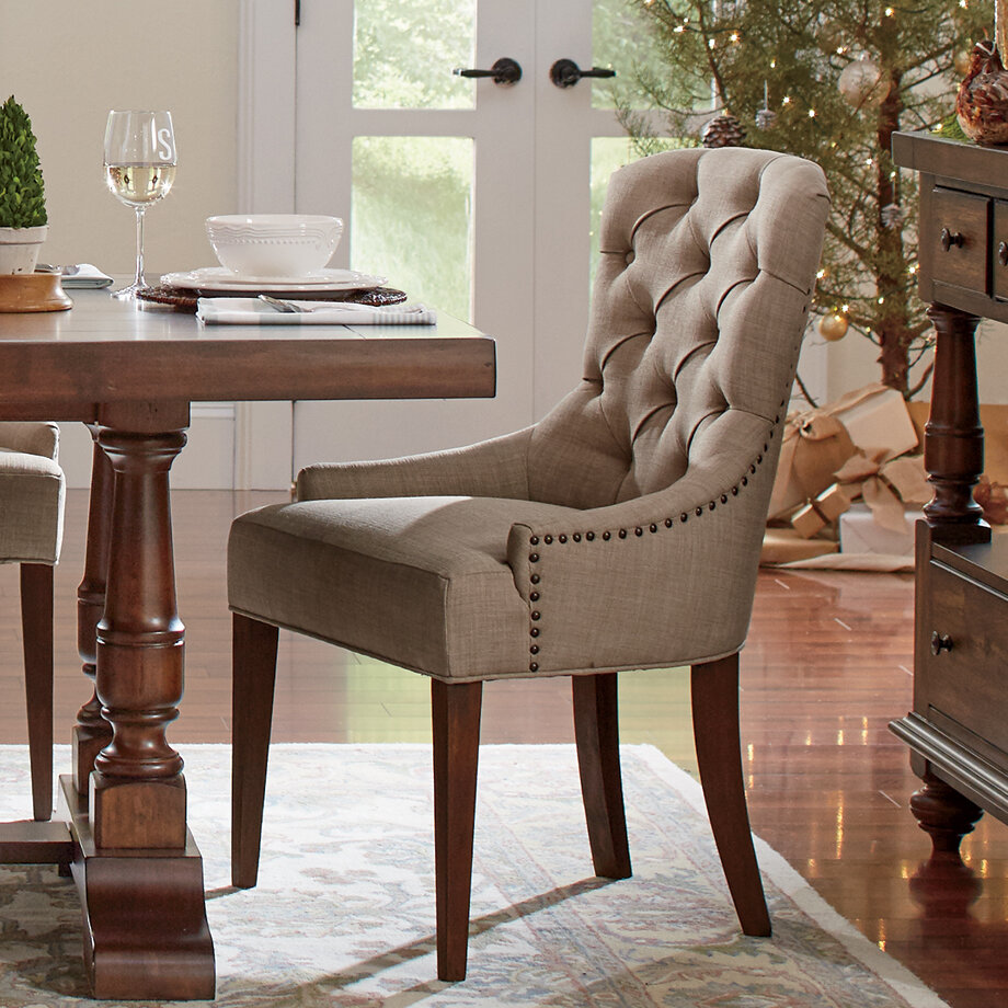 & Birch Lane™ Tennant Arm Chair u0026 Reviews | Birch Lane