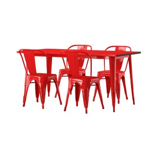 Red Kitchen U0026 Dining Room Sets Youu0027ll Love In 2019 | Wayfair