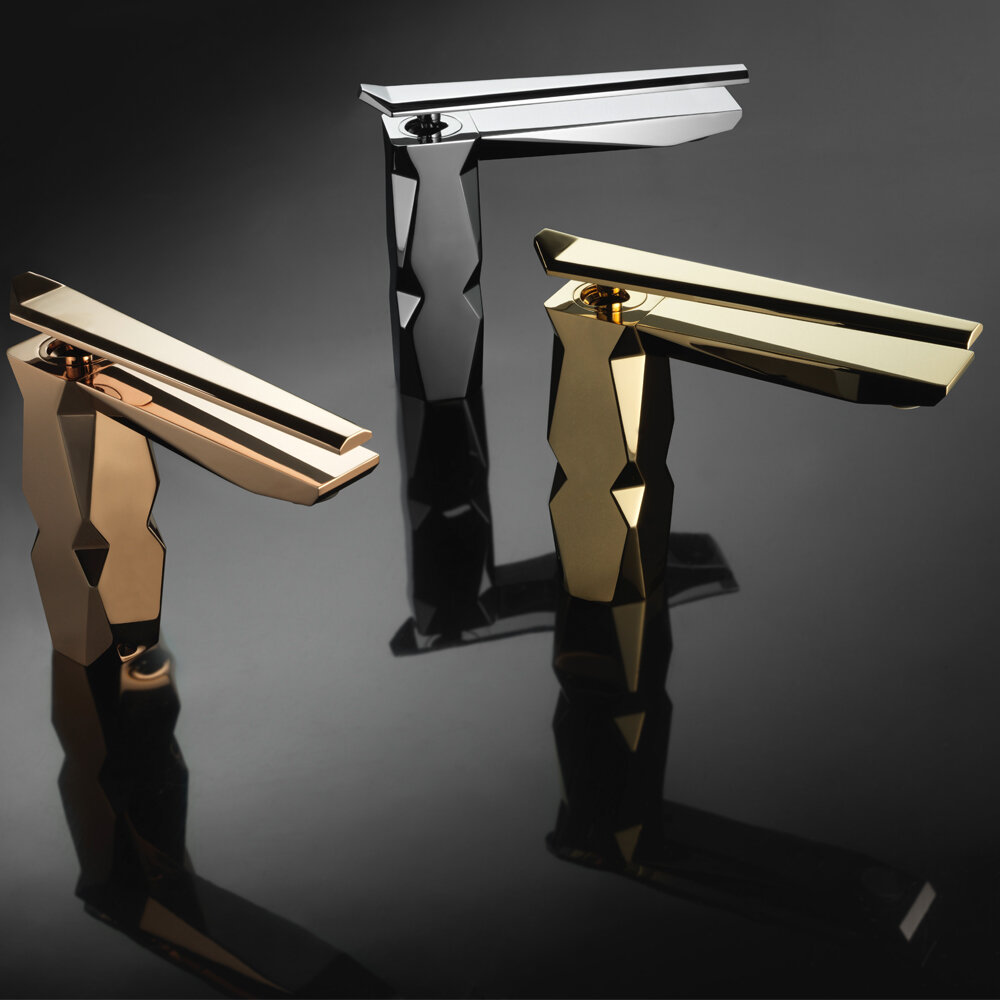 MaestroBath Ikon High End Bathroom Faucet | Wayfair