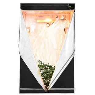 Mylar Hydro Shanty Hydroponics Indoor Grow Tent  sc 1 st  Wayfair & Grow Tent Kit | Wayfair