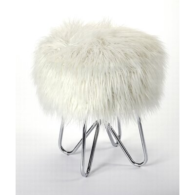 Everly Quinn Penrith Accent Stool
