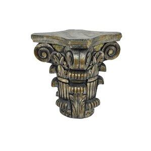 Pedestal Plant Stands Tables Youll Love Wayfair - Column pedestal plant stand