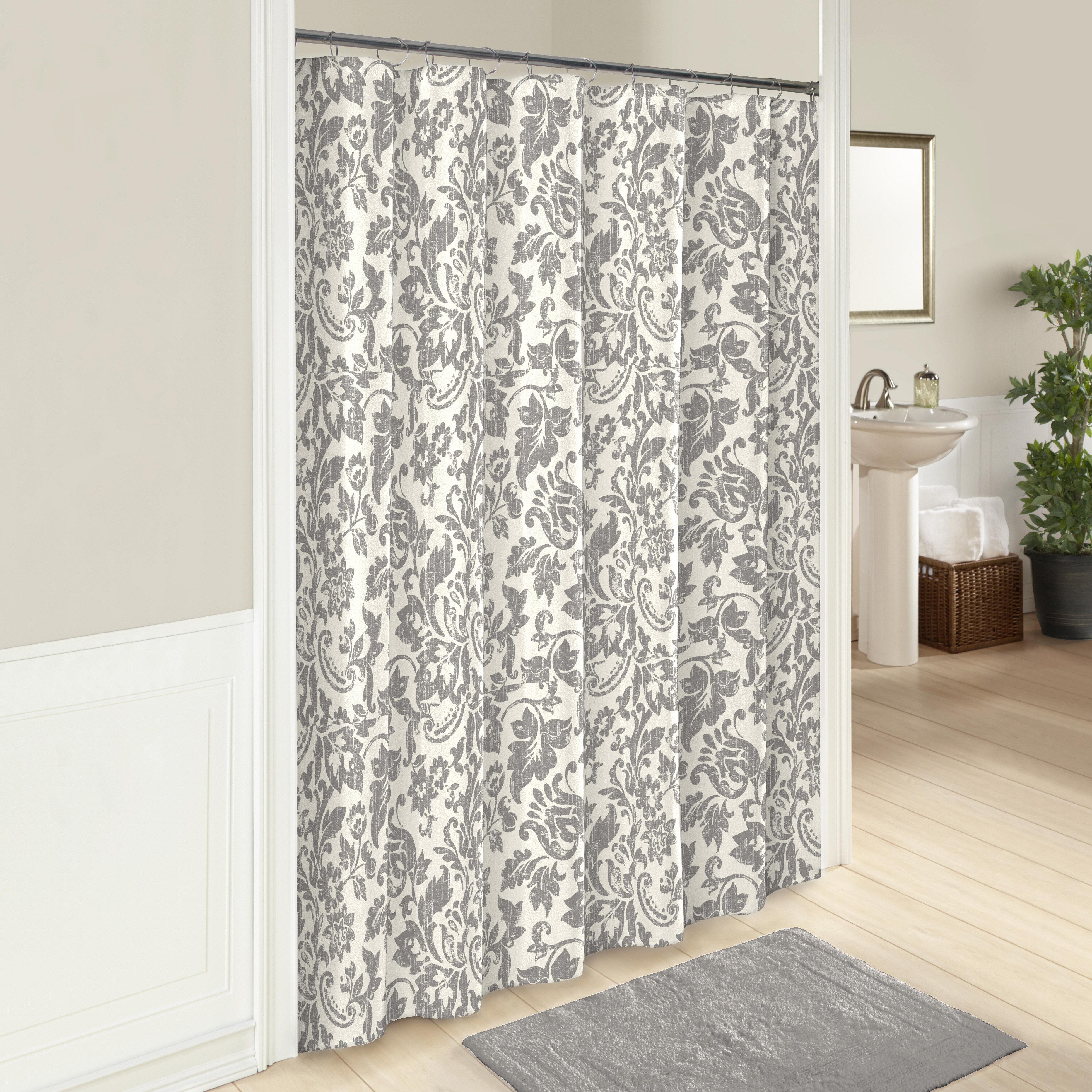 Birch LaneTM 100 Cotton Shower Curtain Reviews