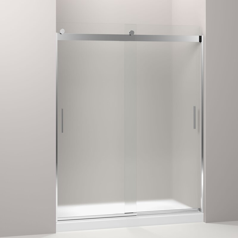 Kohler Levity 59 63 Quot X 74 Quot Bypass Shower Door With