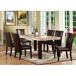Nautilus 7 Piece Dining Set