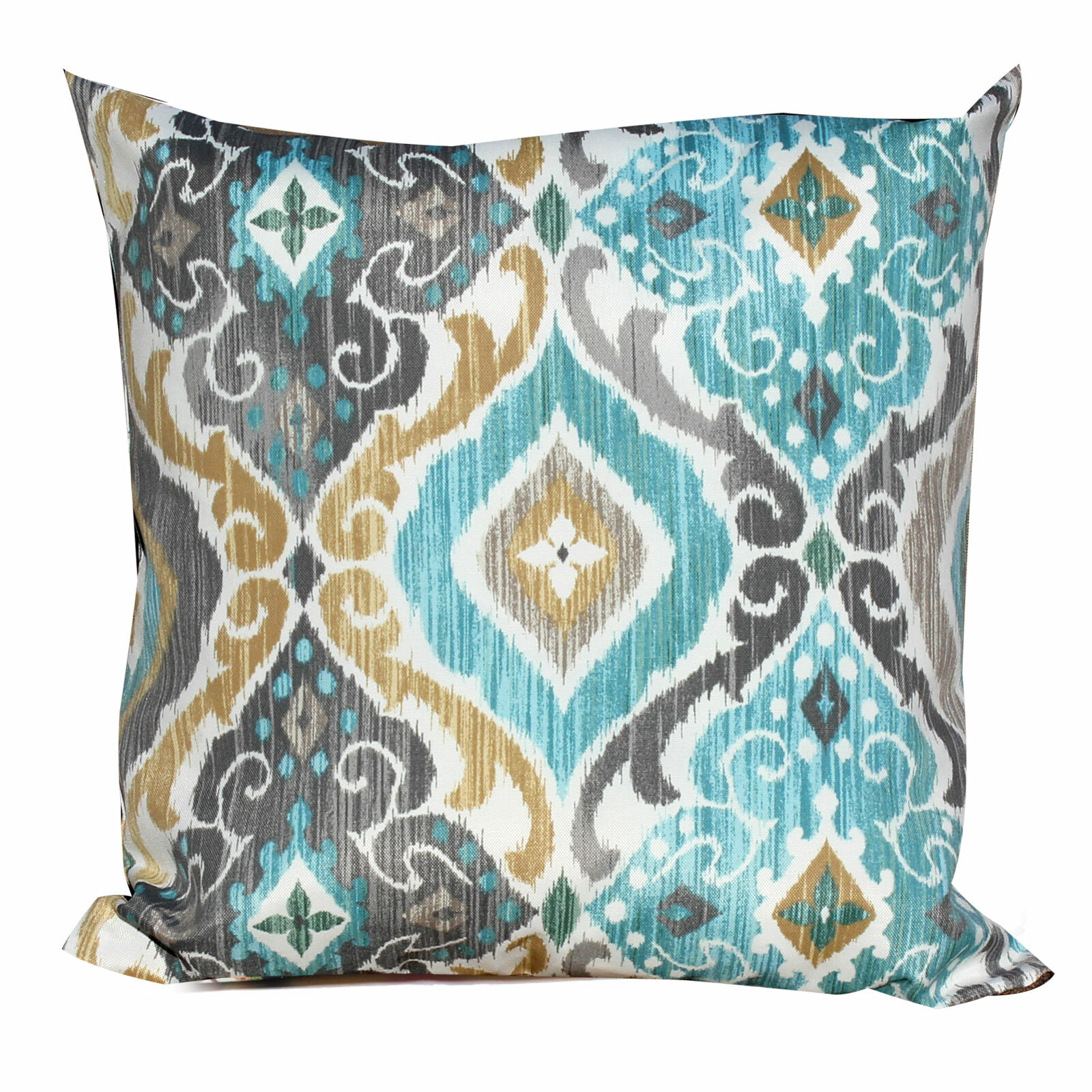 TK Classics Persian Mist Throw Pillow & Reviews | Wayfair