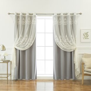 Search Results For Grey Ombre Curtains