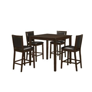 Rosedale 5 Piece Counter Height Dining Se..