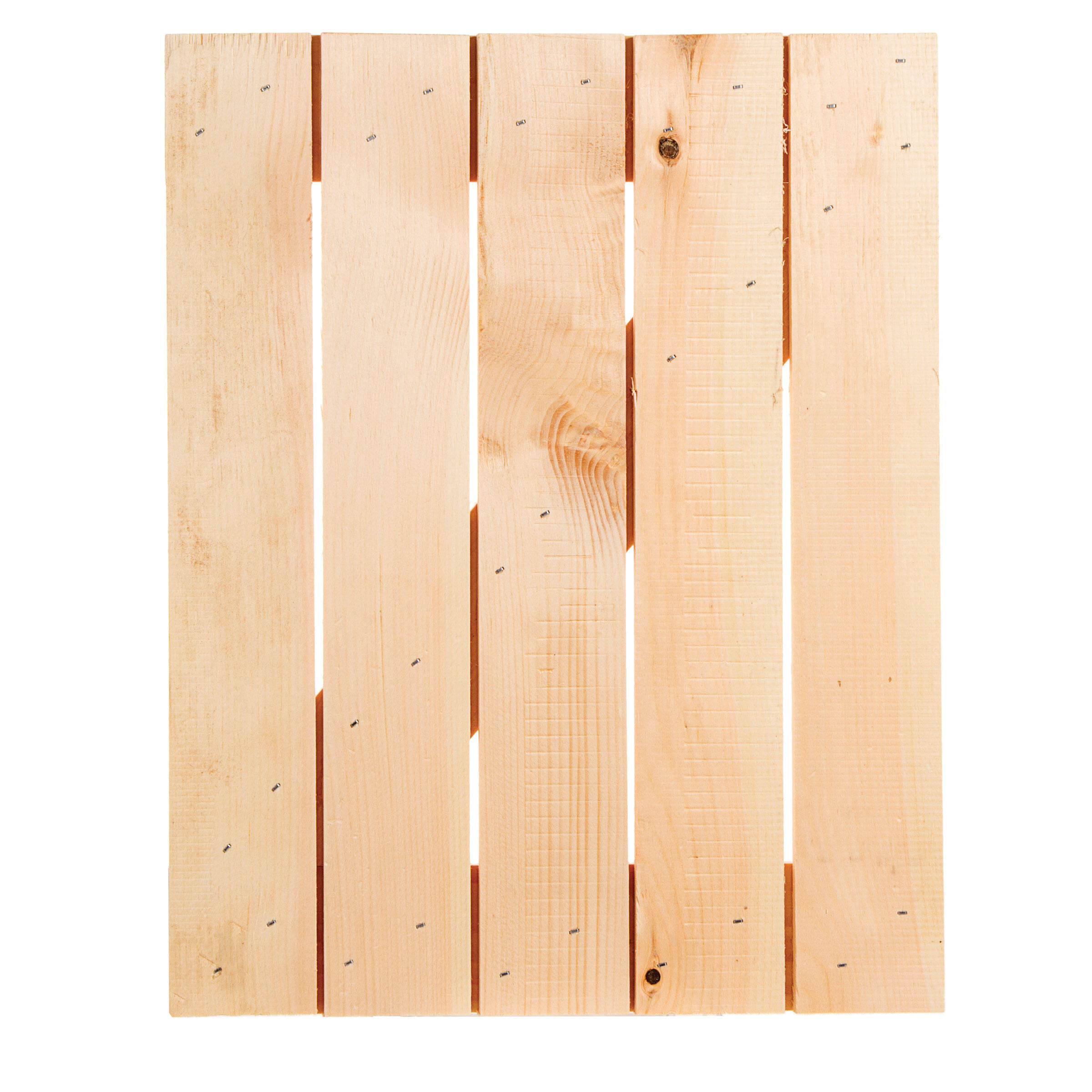 August Grove Wood Pallet Door Wall Décor | Wayfair