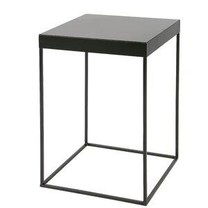 Beistelltisch metall gelb  Beistelltische: Tischplatte - Metall | Wayfair.de