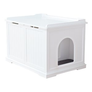 litter box enclosure - Litter Boxes
