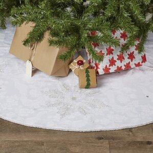winter wonderland tree skirt - White Christmas Tree Skirt