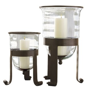 Modern Contemporary Large Floor Candle Holders Allmodern