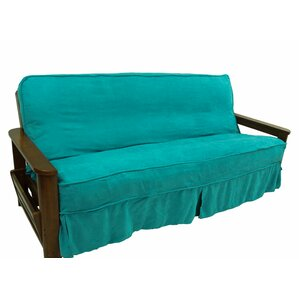 Box Cushion Futon Slipcove..