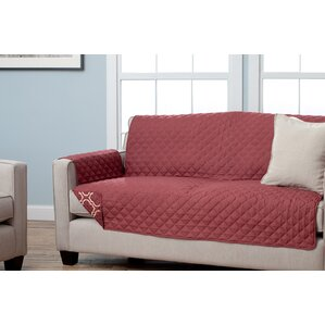 scroll box cushion sofa slipcover