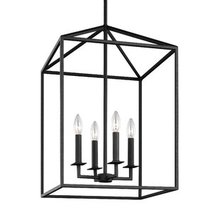 white foyer pendant lighting candle. Odie 4-Light Foyer Pendant White Lighting Candle -