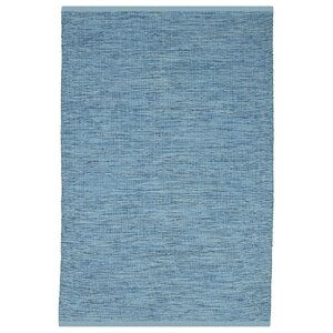 Estate Cancun Hand-Woven Blue Indoor/Outdoor Area Rug