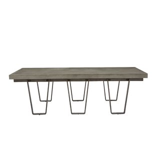 Hayashi Concrete Coffee Table