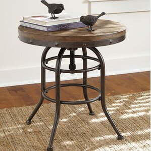 Perfect Viviers End Table