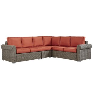 Rathdowney Sectional With Cushions
