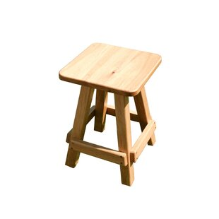 Wonderful Langridge Oak Garden Stool