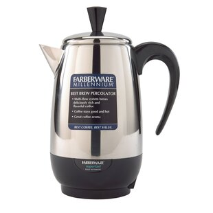 8 Cup Stovetop Coffee Maker