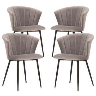 Yarmouth Upholstered Dining Chair (Set of 4)