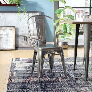 Ashlyn Metal Side Chair