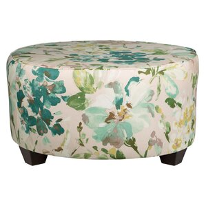 Marjorie Upholstered Cocktail Ottoman by Skyline Furniture