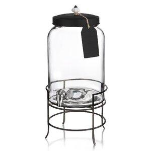 Laroque 2 Piece Beverage Dispenser Set