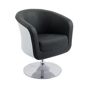Mod Modern Swivel Armchair by CorLiving