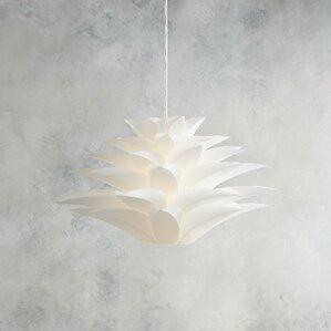Hendren 1-Light Mini Pendant & Wrought Studio Pendants | Birch Lane azcodes.com
