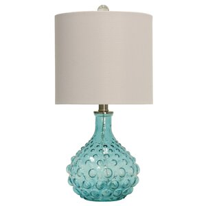 O'Shaughnessy Bubble Glass 20 Table Lamp
