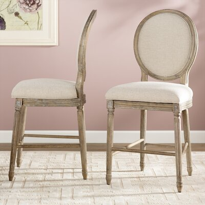 French Country Counter Height Bar Stools You Ll Love Wayfair