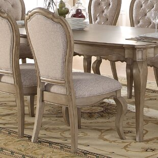 Donatella Upholstered Dining Chair (Set of 2)
