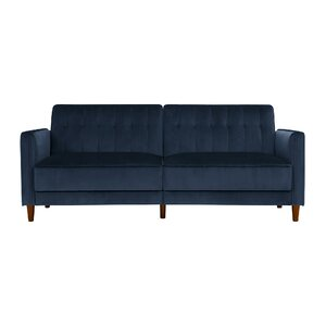 Erin Upholstered Panel Bed Stylish Daily