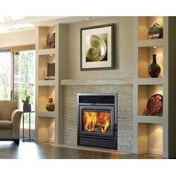 Supreme Fireplaces Inc Galaxy Zero Clearance Semi Classic Wall