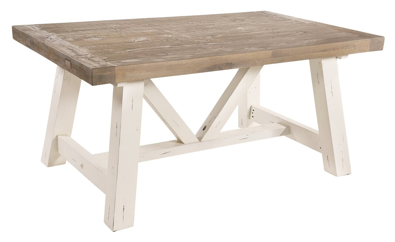 Breakwater Bay Sussex Shores Extendable Dining Table Reviews
