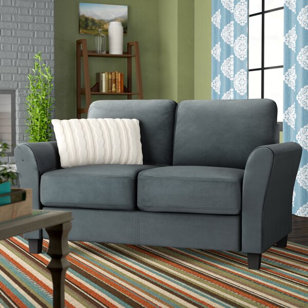 Next Furniture Living Room: Charlton Home Patricia Loveseat & Reviews