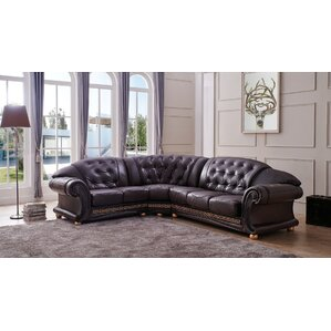 Berrylawn Sectional by Astoria..